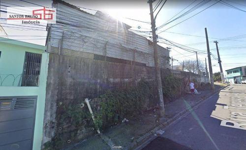 Imagem 1 de 3 de Terreno À Venda, 250 M² Por R$ 580.000,00 - Jardim Peri - São Paulo/sp - Te0221