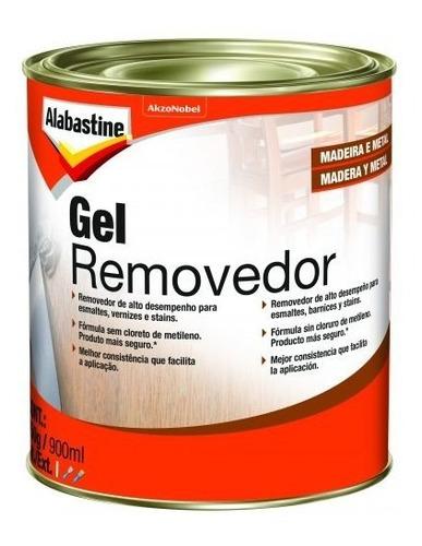 Imagen 1 de 7 de Gel Removedor Alabastine 900 L Alba Mm
