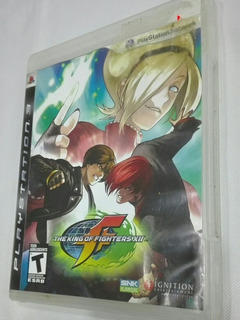 The King Of Fighters Xii 12 Ps3 En Cosmo-games