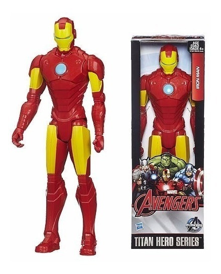 Figura Iron Man Coleccionable