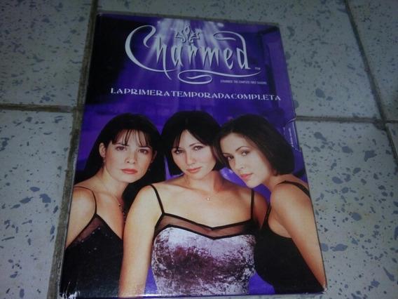 Charmed Hechiceras Temporada 1 En Dvd Region 4 Nacional