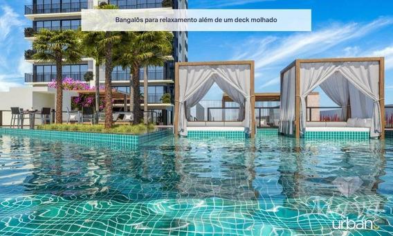 Apartamento 3 Quartos, 94 M² Na Orla 14 - Terraço Urban - Ap0063