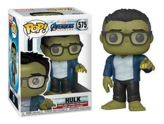 Funko Pop Avengers Endgame Hulk With Taco