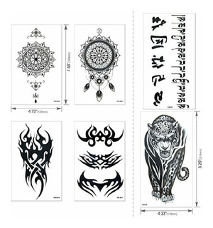Tatuajes Temporales Duran De 5 A 7 Días