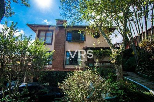Imagem 1 de 30 de Casa Com 5 Dormitórios À Venda, 331 M² Por R$ 1.200.000,00 - Araras - Teresópolis/rj - Ca0395