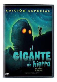 El Gigante De Hierro Pelicula Dvd