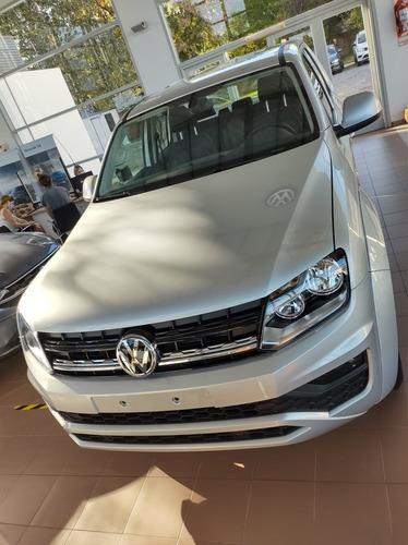 Volkswagen Amarok 180cv 0km Cuotas Fijas $24200 +anticipo G-