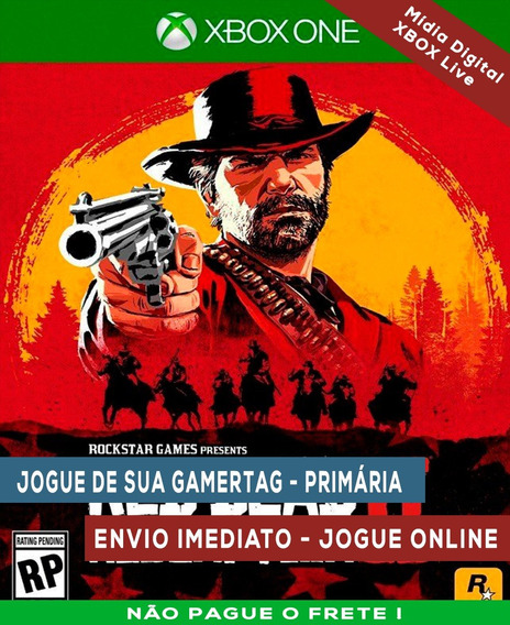 Red Dead Redemption 2 - Digital - Jogue Online - Primária