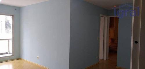 Imagem 1 de 23 de Apartamento Com 2 Dormitórios À Venda, 50 M² Por R$ 450.000,00 - Jabaquara - São Paulo/sp - Ap1384