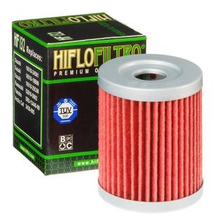 Filtro De Óleo Hiflo Suzuki Burgman 400 Maxsym 400 - Hf132