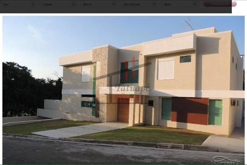 Casa Em Condominio - Aruja - Ref: 2241 - V-2241