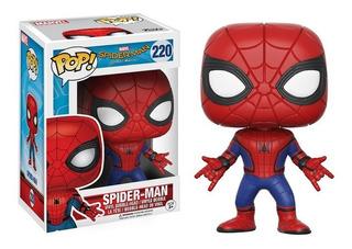 Muñeco Spiderman Avengers Símil Funko Pop! Articulado 9 Cm