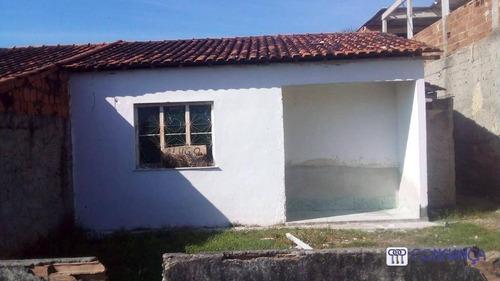 Imagem 1 de 7 de Casa Com 2 Dormitórios Para Alugar, 65 M² Por R$ 490,00/mês - Guaratiba - Rio De Janeiro/rj - Ca1907