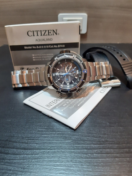 Citizen Aqualand Bj2120.