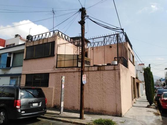 Casa Sola En Venta Tepeyac Lindavista