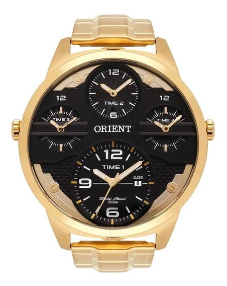 Relógio Orient Masculino Mgsst002 P2kx