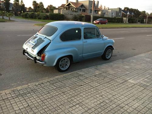Fiat 600 S Solo Para Entendidos