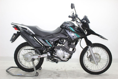 Yamaha Xtz 150 Crosser Z 2018 Preta