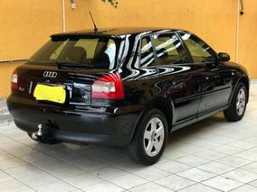 Audi A3 1.8 Cambio Automatico + Bancos Em Couro