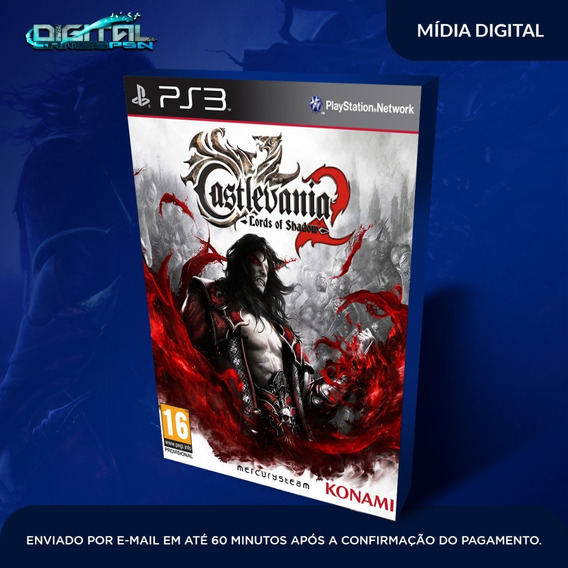 Castlevania Lords Of Shadow 2 Ps3 Envio Agora.