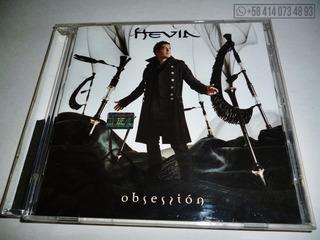 Cd Original: Hevia - Obsessión