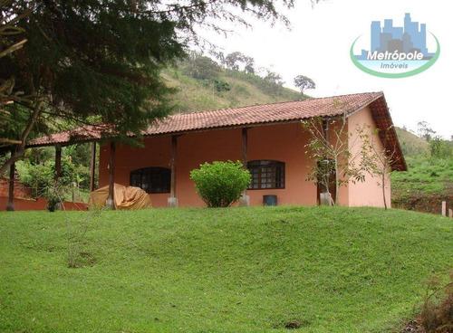 Chácara Residencial À Venda, Boa Vista, Igaratá - Ch0011. - Ch0011