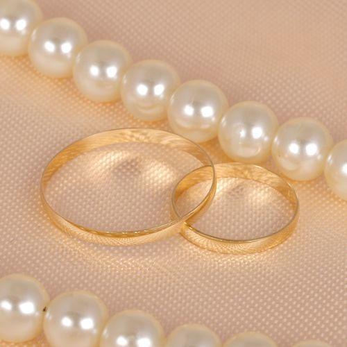 Alianças Ouro 18k750 Casamento E Noivado