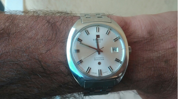 Relógio Tissot Seastar Automatico Impecável.