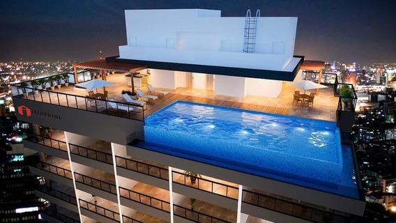 Studio Em Praia Da Enseada, Guarujá/sp De 27m² 1 Quartos À Venda Por R$ 199.500,00 - St371092
