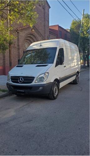Mercedes-benz Sprinter 2.1 415 Furgon 3665 150cv Te V2 2013