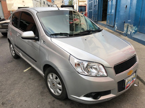 Chevrolet Aveo Color Plata 1.6