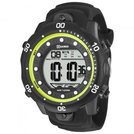 Relógio Xgames Xmppd357 Bxpx Masculino Verde - Refinado