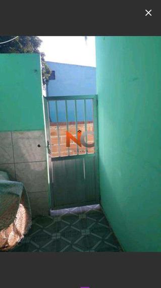 Casa Com 1 Dorm, Rocha Miranda, Rio De Janeiro - R$ 110.000,00, 60m² - Codigo: 525 - V525
