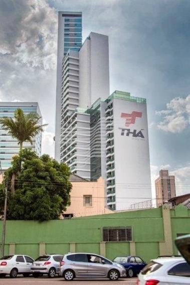 Sala Comercial Andar Alto, 1 Vaga De Garagem 7 Th Avenue, Próximo Ao Shopping Estação - Re61432649