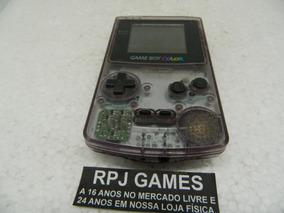 Game Boy Color Clear Purple - Leia O Anuncio E Veja As Fotos