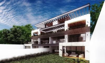Departamentos Nuevos De 260 A 300 M2 Con Jardín O Terraza