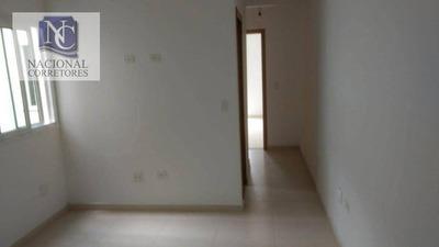 Cobertura Residencial À Venda, Vila Eldízia, Santo André. - Co3360