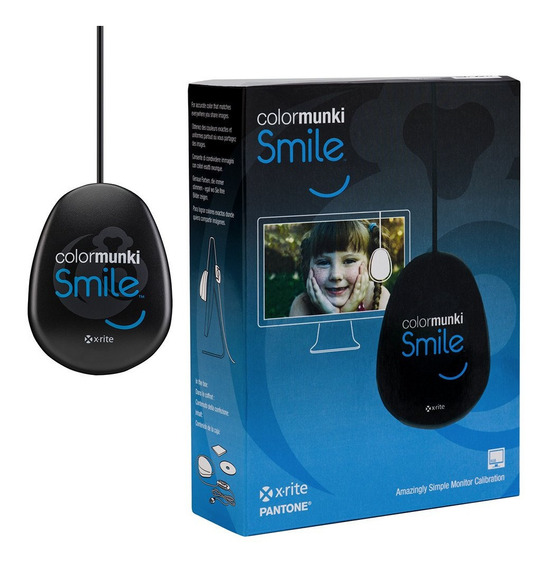 Calibrador De Monitores Colormunki Smile