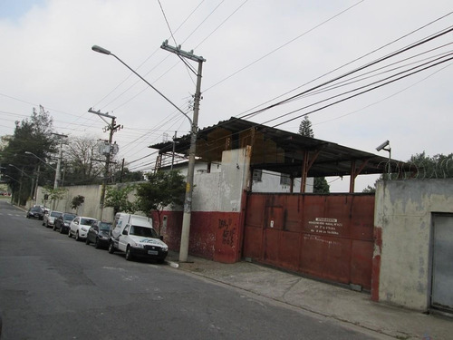 Galpão Comercial À Venda, Tatuape, São Paulo. - Ga0248
