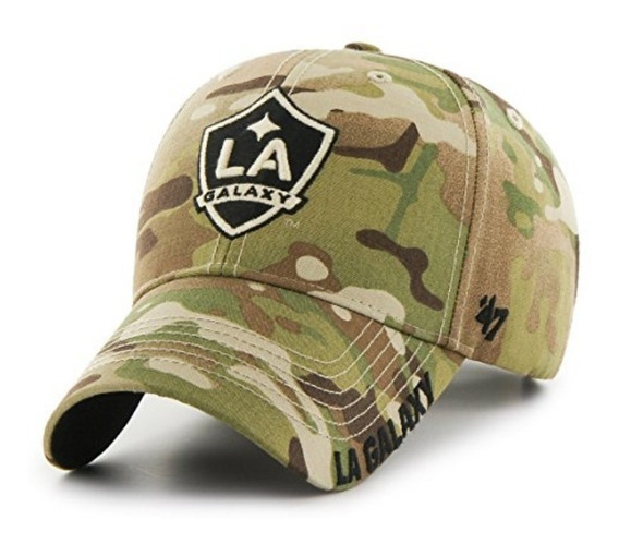 Gorra Los Angeles Galaxy Camu