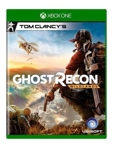 Tom Clancys Ghost Recon Wildlands Xbox One Mídia Física