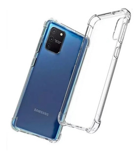 Capa Anti Impacto + Pelicula De Vidro 3d Samsung Galaxy A71