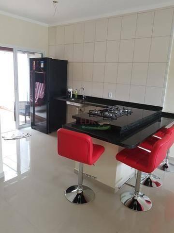 Imagem 1 de 5 de Casa Com 2 Dormitórios À Venda, 72 M² Por R$ 280.000 - Putim - São José Dos Campos/sp - Ca5793