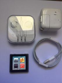 iPod Nano 6 Geração Prata 8gb