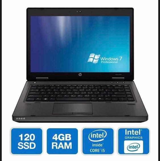 Notebook Hp Probook 6470b Core I5 3320m 4gb/500gb - Ssd120