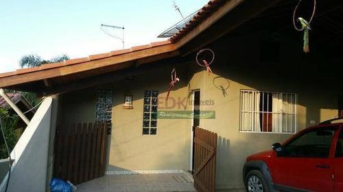 Imagem 1 de 18 de Chácara Com 4 Dormitórios À Venda, 1300 M² Por R$ 290.000,00 - Paiol Grande - Redenção Da Serra/sp - Ch0219