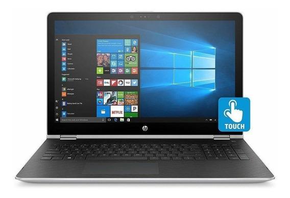 Notebook Hp X360 I7 16gb 256ssd+2tb Amd 2gb 15,6 Fhd Touch