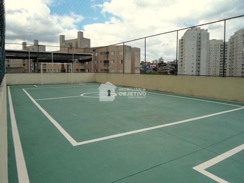 Apartamento Com 2 Dorms, Jardim Casablanca, São Paulo - R$ 280 Mil, Cod: 4033 - V4033