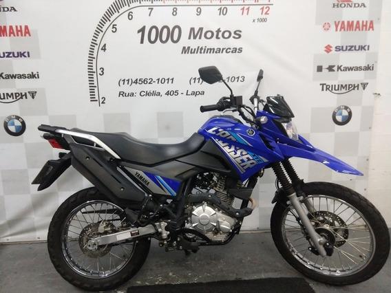Yamaha Crosser 150 Z 2019 Otimo Estado Aceito Moto