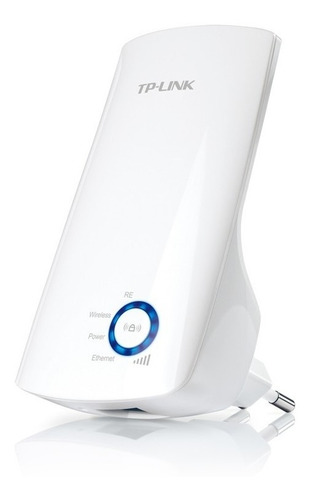 Extensor Repetidor De Wifi Tp-link Tl-wa850re Districomp